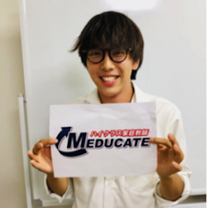 片岡 賢佑(東京慈恵会医科大学 2年)