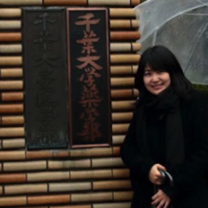 塩川 茉以子(千葉大学医学部 3年)