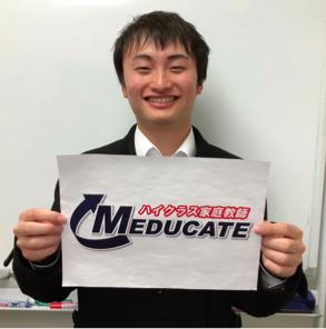 山口 慶悟(筑波大学医学類2年)